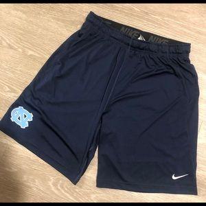 Nike Dri-fit North Carolina Shorts